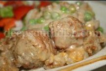 You've Got BALLS! / you want balls? i've got balls! Meatballs of all sizes and flavors! / by MeLeah Hensel