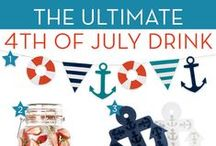 4th of July Parties / All things red, white and blue! / by Paper Source