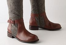 Boots / Boots & Leggings / by Donna Kollar