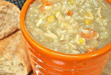 Homemade Soup / Creamy soup / by Donna Kollar