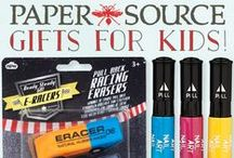 Gift Guide: Gifts for Kids / by Paper Source