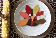 Thanksgiving / Give thanks with friends and family this year with the help of unique gifts and creative home decor / by Paper Source