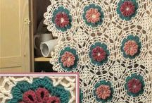 Crochet - Granny Squares ... / Crochet