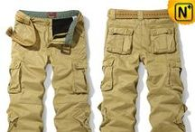Polar Fleece Lined Cargo Pants / Innovative new products men cargo pants with polar fleece lining, great to use in cold weather which keep you toasty outdoor.