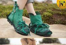 Designer Handcrafted Shoes / Original designed, handmade leather shoes for ladies,