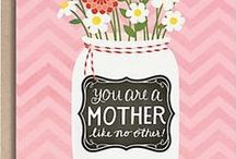 Mother's Day Gifts and Ideas / Home is where mom is. Some of our favorite ways to treat mom with great gifts. / by Paper Source