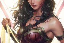 * Comics: DC 1