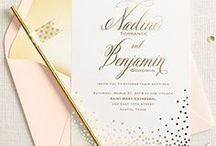 Save the Date Inspiration / Get inspired by some ideas for creating memorable Save the Dates