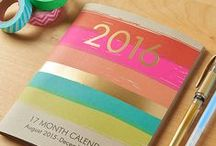 Back To School- Planners / Plan Back to School with Paper Source planners and calendars. (Calendars on separate board.) / by Paper Source