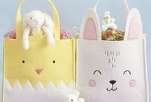 Spring into Easter! / Find all the Easter baskets, treats and trinkets you need for an egg-celent Easter!