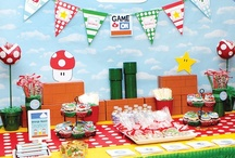 Mario Birthday Party / by Banner Events