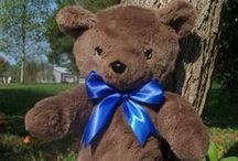 TG Bears - Handmade teddy bears / These are all handmade teddy bears that can be personalized or even customized. See the whole range at http://www.tgbears.com