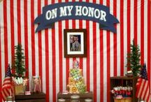 Eagle Scout Court of Honor / by Banner Events