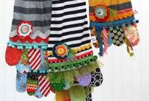 crafty: fabric & quilting & embroidery / by Ann Dreyer Designs
