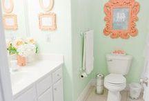 :Bathroom Ideas / by carlie docekal