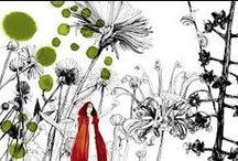 sprookjes - fairy tales / inspiratie magisch sprookjesachtige figuren en sferen creation of a magical atmosphere
