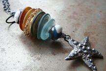 crafty: sea glass and beach glass / by Ann Dreyer Designs