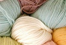 Color / We love to dream up color schemes. Try looking to these beautiful photographs for color ideas for your yarn crafts.