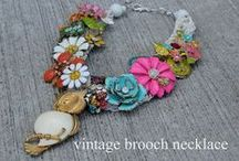 crafty: DIY jewelry / ideas and tutorials for jewelry making / by Ann Dreyer Designs
