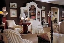 Designer: Mark Hampton / by Lindajane Keefer