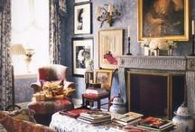 Designer: Charlotte Moss / by Lindajane Keefer