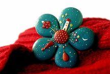 crafty: polymer clay / gorgeous polymer clay creations / by Ann Dreyer Designs