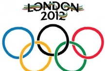London 2012 Olympics / London Olympics sporting event. / by Stephanie Smith