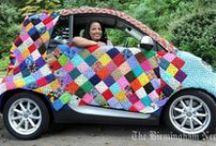 my style: tiny cars / by Ann Dreyer Designs
