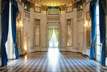 Historical Interiors / by Lindajane Keefer