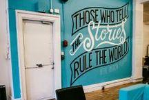 words: writing inspiration / by Ann Dreyer Designs