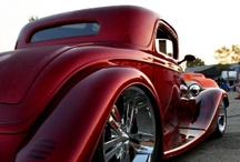 Hot rods and muscle