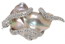 Perle&Pearls / Wonderful creatures of Madre Natura that become Jewels.