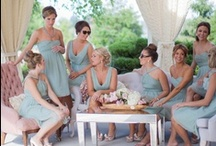 M'Ladies / Ideas for my bridesmaids / by Angela Oliver