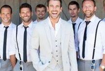 The groom / El novio / Consejos para el novio.