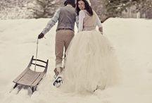 Winter weddings / Bodas en invierno, muchos consejos originales