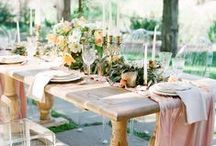 {tablescapes and party inspo} / by Casey Vasta