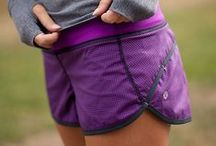 OUTDOOR FIT / Getting fit can be fun when you're outside, inspired by ROXY.  / by Olivia Leblanc