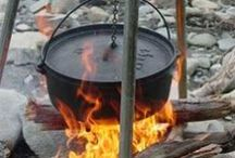 RV-KIT COOKING-DUTCH OVEN