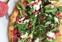 Healthy Pizza Recipes / healthy and delicious pizza recipes