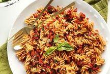 Pasta Recipes / healthy pasta recipes