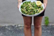 Healthy Salad Recipes / healthy salad recipes and homemade dressing