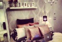 :Bedroom Ideas / by carlie docekal