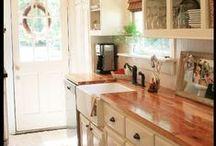 :Kitchen Ideas / by carlie docekal