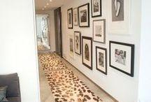 :Hallway Ideas / by carlie docekal