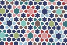 Estampas | Surface Design | Pattern Design | Design de estampas