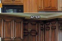 home: kitchens / by Ann Dreyer Designs