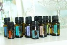 health: essential oils and stretches / by Ann Dreyer Designs