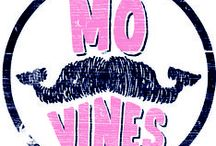 mustache mania / As team Mo Vines gets geared up for Movember, we're looking here for mustache inspiration! If you're revved up about Movember, please consider donating to our team here: http://moteam.co/mo-vines  / by vineyard vines