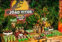 Festa: Dinossauros