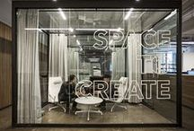 Offices and Creative spaces